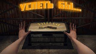 САМЫЙ ДИКИЙ ТАЙМИНГ ПРИ АНТИ-РЕЙДЕ МОЕГО ДОМА - Rust Solo Выживание