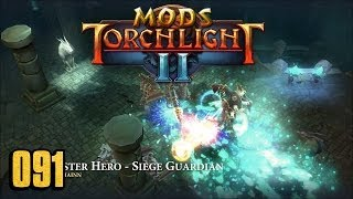 Monster Hero - Siege Guardian Class - Torchlight 2 MOD 091