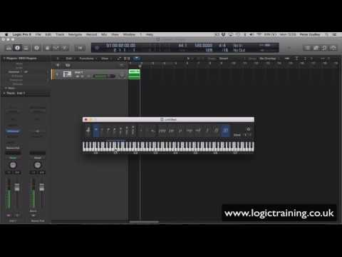 "Logic Pro X ""Best Kept Secret"""