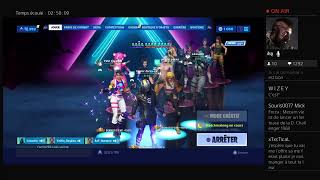 Live fortnite #PP with el-gamer #codecreaXMISS_GAMEUSE_YT liker you subscribe