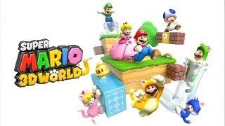 【実況】スーパーマリオ3Dワールドをツッコミ実況プレイpart1-1
