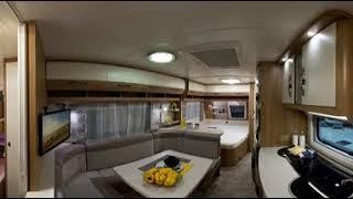 Hobby De Luxe 560 KMFe 2018 - 360 Grad