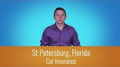 Car Insurance St Petersburg Fl - 1-800-998-0662