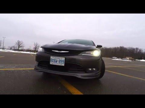 2016 Chrysler 200 S Review