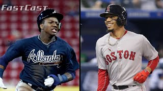 4/25/18 MLB.com FastCast: Acuna dazzles in MLB debut