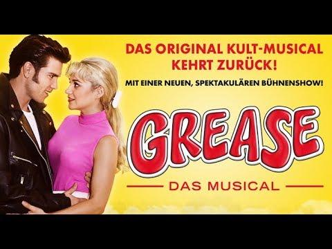 GREASE - DAS MUSICAL 2018, AT-Tour Trailer