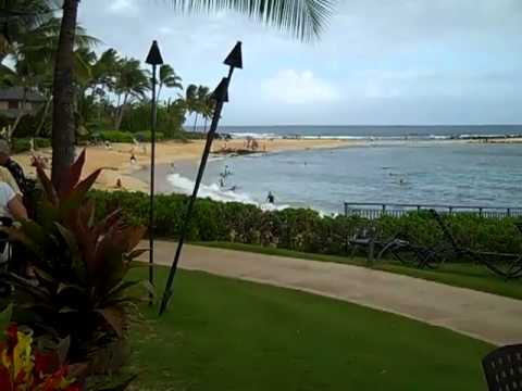 Marriott S Waiohai Beach Club Poipu Kauai