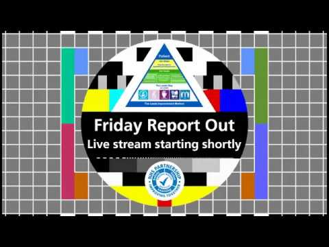 Leeds Teaching Hospitals Friday Report Out 23rd March 2018