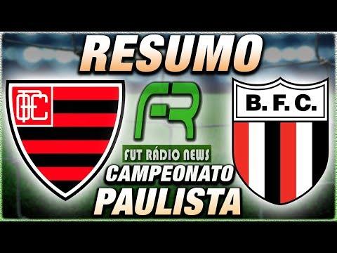 Oeste x Botafogo-SP Ao Vivo