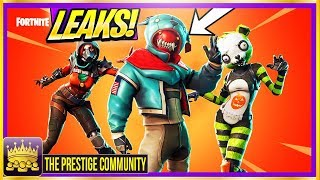 😲 BRAND NEW LEAKED SKINS, GLIDERS, PICKAXES! *Patch 6.21* (Fortnite Season 6 Week 6 Nov Leaks 2018)