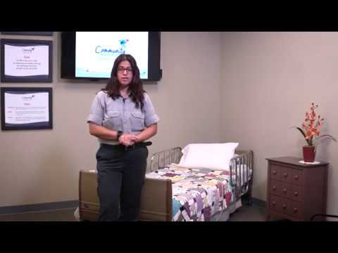 Community Hospice Durable Medical Equipment: Home Care Bed