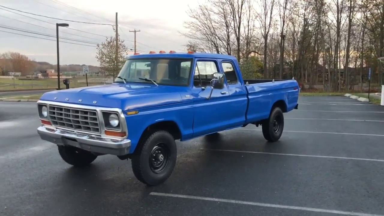1978 Ford F250 >> 1978 Ford F 250 For Sale