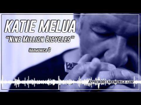 Katie Melua - Nine Million Bicycles - Harmonica G