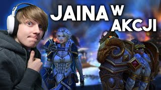 Jaina MASAKRUJE Hordę! - #1 Kampania 8.1