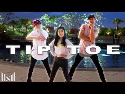 TIP TOE - Jason Derulo Dance ft Ranz Kyle & Niana Guerrero   Matt Steffanina