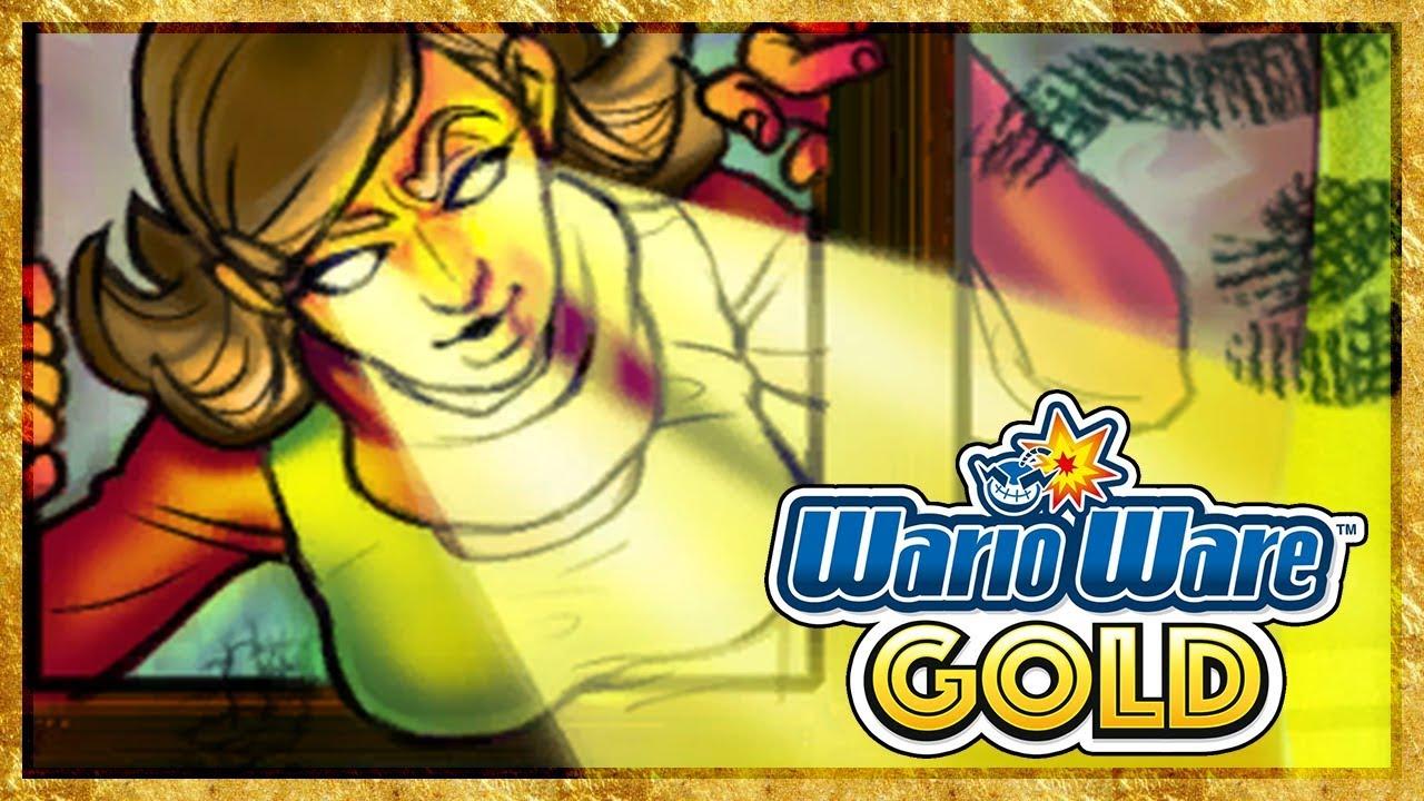 MA MAMAN EST UNE PSYCHOPATHE ! - WARIOWARE GOLD #06