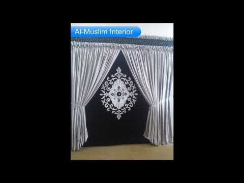 Curtain Cloth New Style In 2019 in Islamabad ( Al_ Muslim Interior )