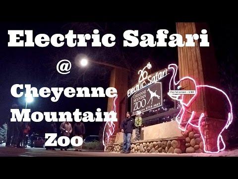 ELECTRIC SAFARI @ Cheyenne Mountain Zoo