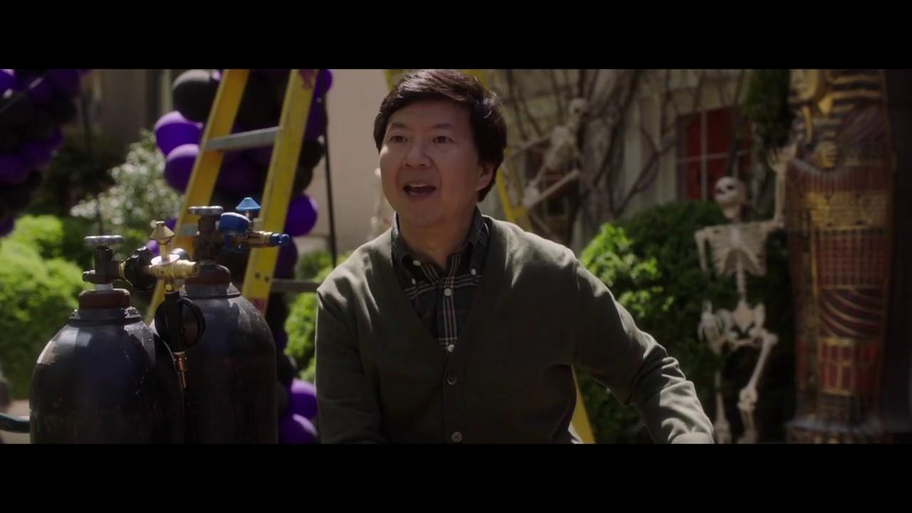 Goosebumps 2 Haunted Halloween Clip Mr Chu Youtube