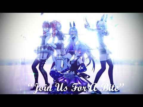 {MMD x FNAF SL} .:Join Us For A Bite:. (Carry Me Off) ||#Requested,:For Foliyah fazfox|| (FNAF SL)