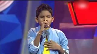 Weedi kone mawatha addara handana kiri daruwo - Adeepa sirasa junior superstar