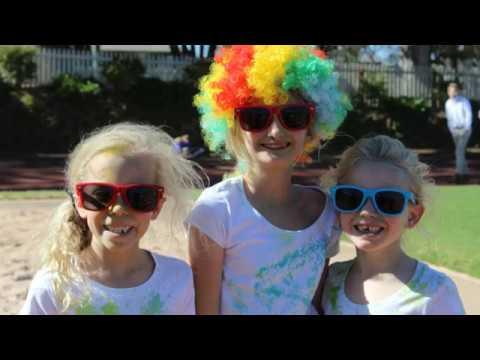Glennie Colour Run 2017