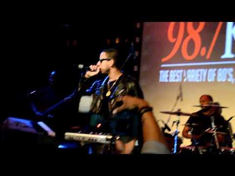 Ryan Leslie - Glory
