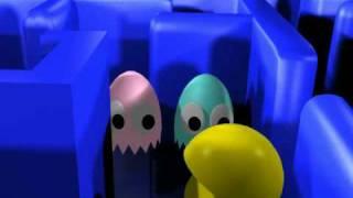 Pac-Man 3D short