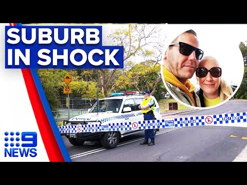 Woman Killed Outside Home In Sydney's South | 9 News Australia