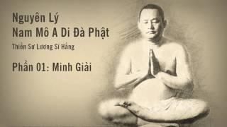 Nguyên Lý Nam Mô A Di Đà Phật  - Phần 01: Minh Giải (với phụ đề)