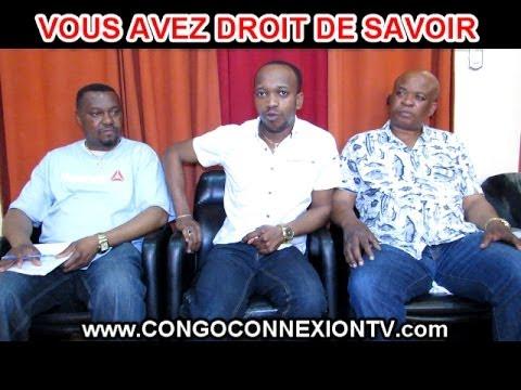 COURSE DE POUVOIR DANS LA COMMUNAUTÉ CONGOLAISE DE MONTRÉAL COCOM