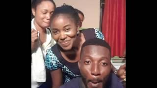 The making of iyawo alagba