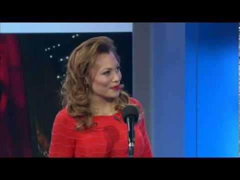 Alyson Cambridge on NBC 4 Washington