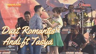 Duet Romantis Andi KDI ft Tasya Rosmala