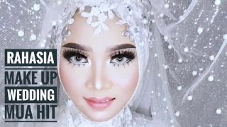 RAHASIA MAKE UP WEDDING MUA HIT