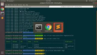 laravel 5.6 # create read update delete (crud)  authentication pagination in laravel 5.6