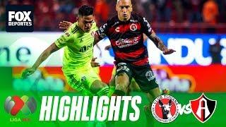 Xolos 3-1 Atlas | HIGHLIGHTS | Jornada 9 | Liga MX