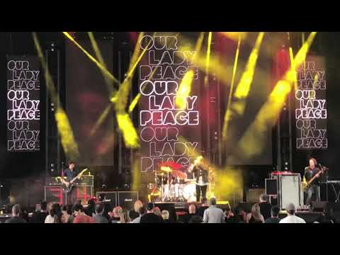 Our Lady Peace -- Stop Making Stupid People Famous & Starseed 6/11/19 Boston