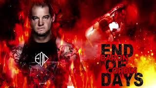 "WWE:Baron Corbin Theme-""I Bring The Darkness"" + Arena Effects"