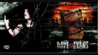 DAVE EVANS  - D.O.A. -  from the SINNER album