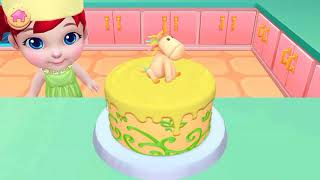 Cake Cooking Games For Girl#SERVE CAKES COOKING GAMES PLAY