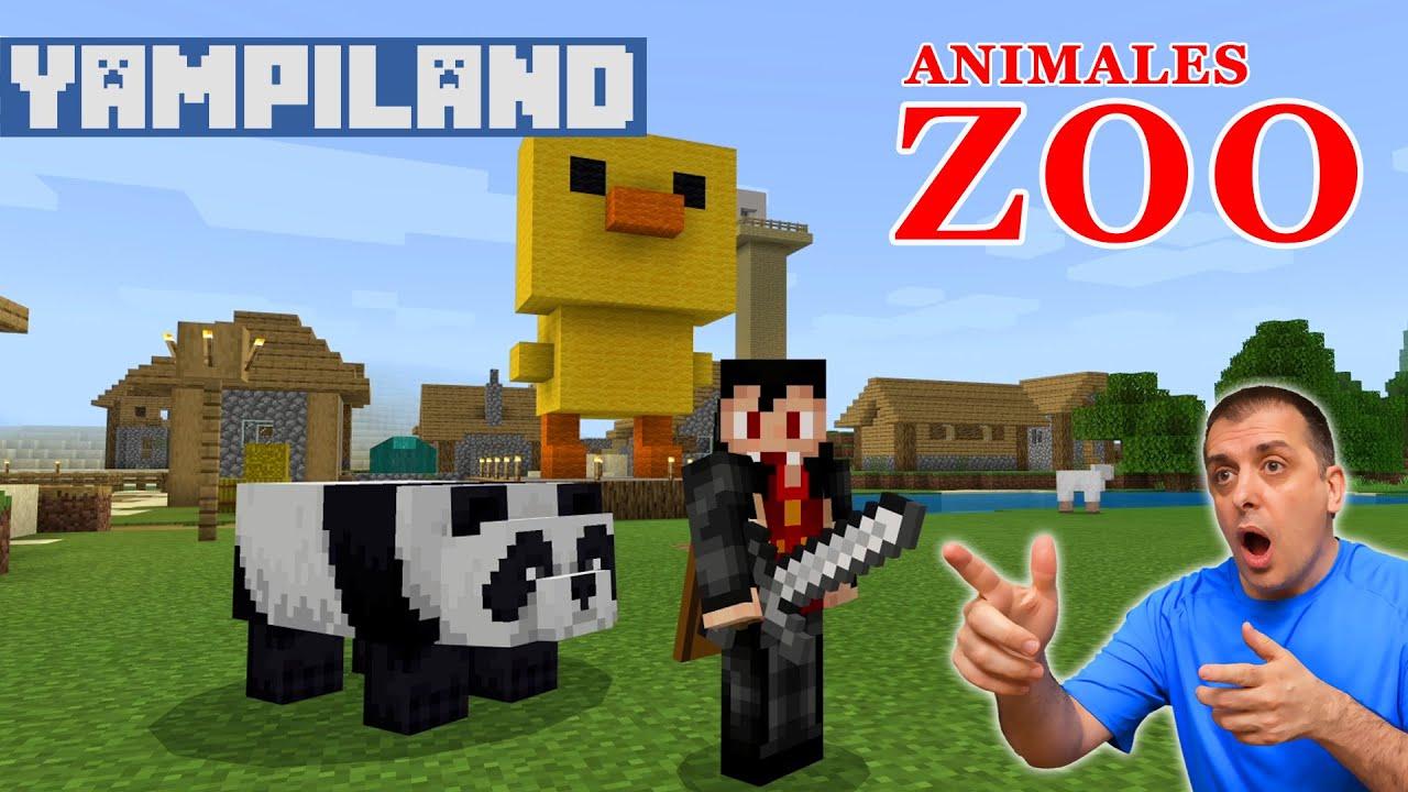 Download YAMPILAND: Mi ZOO de Animales en Minecraft