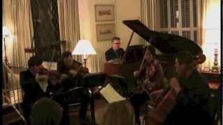 Robert Schumann: Piano Quintet, Op. 44, 1842, IV. Allegro ma non troppo