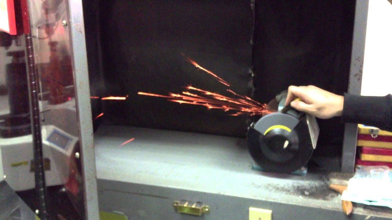 火花試驗 - YouTube