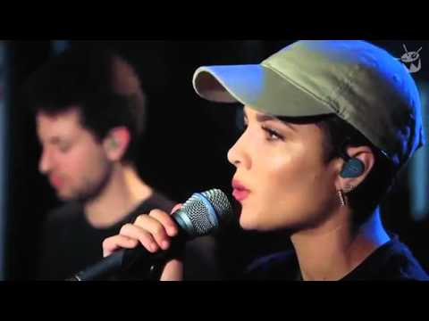 Halsey covers Justin Bieber's 'Love Yourself'