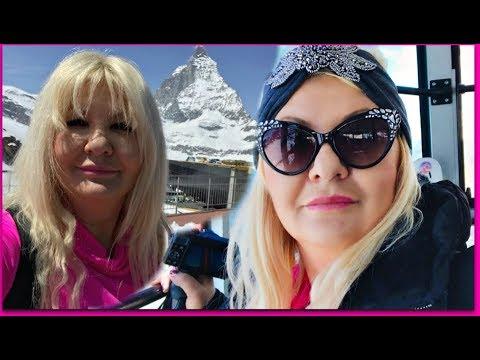 Moja Zivotna Prica Stazama Mog Tate Zermatt Svajcarska Žičara SOK MOG ZIVOTA Luna Srbija