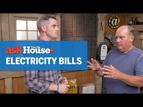 How To Understand Electricity Bills | Ask This Old House