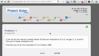Scala for Java programmers, the Euler way - ep. 01 (1 of 3)