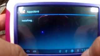 How to Install Amazon Appstore on Ematic FunTab Mini