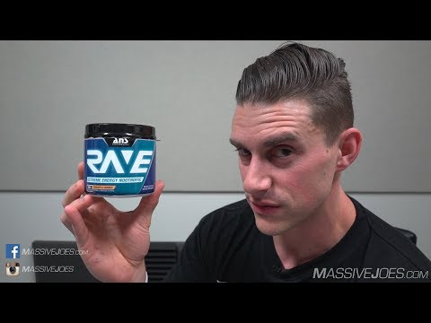 ANS Performance RAVE Nootropic Mental Focus Supplement Review - MassiveJoes.com Raw Review